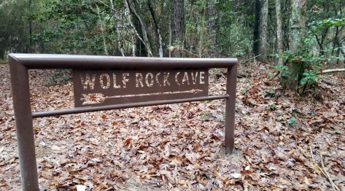 Wolf Rock Cave